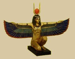 Winged Isis